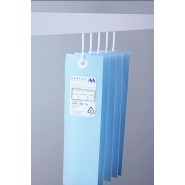 UniGlide Curtains - Pastel Blue