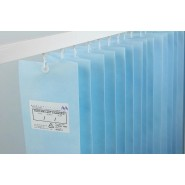 Universal Curtains - Pastel Blue