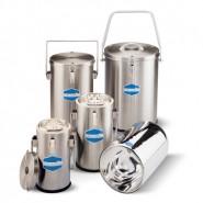 Dewar Flask - Liquid Nitrogen Storage