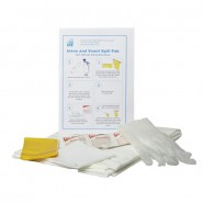Spill Kits -  Vomit & Urine (Spill Pak) - single use