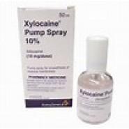 Xylocaine pump spray 10% (50 ml) single